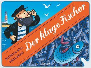 Cover: Heinrich Böll; Der kluge Fischer