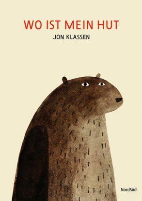 Cover: Jon Klassen; Wo ist mein Hut