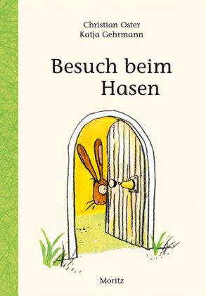 Cover: Christian Oster; Besuch beim Hasen
