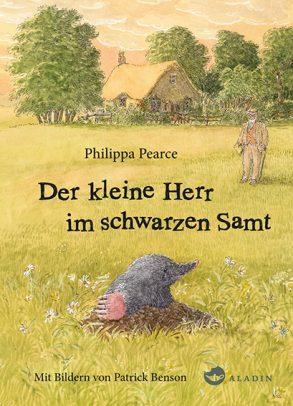 Cover: Philippa Pearce; Der kleine Herr im schwarzen Samt