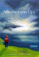Cover: Peter Dickinson; Abschied von Opa