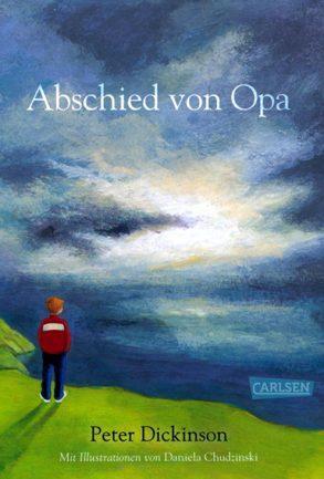 Cover: Peter Dickinson; Abschied von Opa