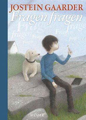 Cover: Jostein Gaarder; Fragen fragen
