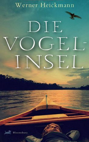 Cover: Werner Heickmann; Die Vogelinsel