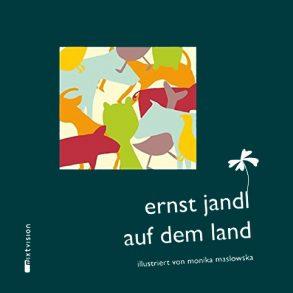 Cover: Ernst Jandl; Auf dem Land!