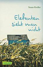 Cover: Susan Kreller; Elefanten sieht man nicht