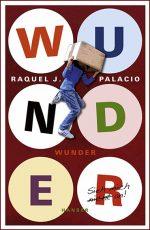 Cover: Raquel J. Palacio; Wunder