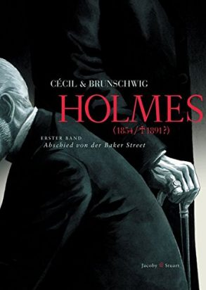 Cover: Luc Brunschwig; HOLMES
