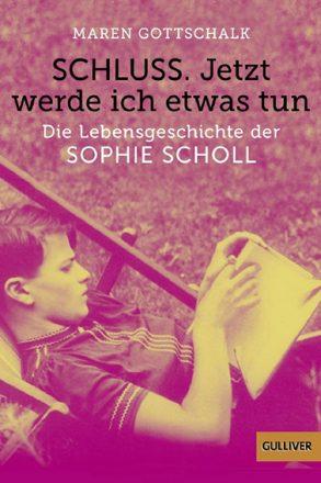 Cover: Maren Gottschalk; Schluss. Jetzt werde ich etwas tun