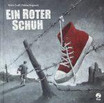 Cover: Karin Gruß; Ein roter Schuh