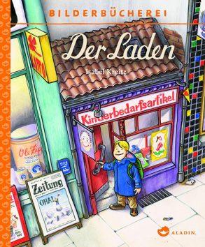Cover: Isabel Kreitz; Der Laden