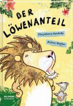 Cover: Marjaleena Lembcke; Der Löwenanteil